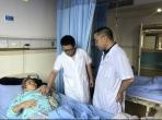 我院专家团队赴四川省隆昌市人民医院开展学术交流活动