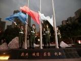 重庆大学附属九州娱官方手机登陆医院举行升旗仪式 庆祝新中国成立70周年