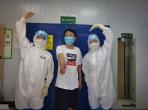 检验科党支部圆满完成支援江津新冠核酸检测工作