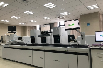 XN9000全自动血细胞分析流水线