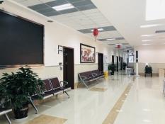 健康体检与肿瘤风险筛查中心三楼环境
