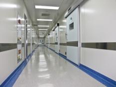 手术室洁净走廊