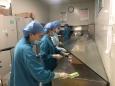 ICU的劳动日 ——重情重医小家季度大扫除