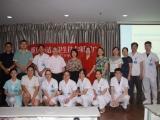 重庆大学附属肿瘤平台专家团队助力江津区肿瘤学术会议