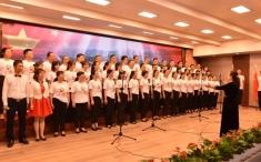 喜迎新中国成立70周年 向祖国献礼
