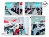 重庆大学附属肿瘤医院开展病友读书分享会