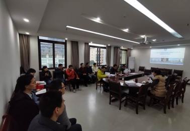 科研外事部组织开展2017年重庆市科研机构绩效激励引导专项验收结题会议
