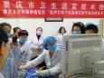 我院超声医学科专家赴南川区人民医院开展技术推广