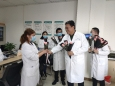 重庆大学附属肿瘤医院I期病房欢庆2020年国际妇女节