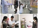 重庆医科大学附属大学城医院、合川区中医院来公海彩船病理科参观交流