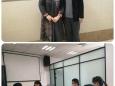 重庆医科大学唐霓教授莅临病理科参观指导