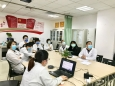 重庆大学附属肿瘤医院血液肿瘤科成功召开西南血液肿瘤网络MDT会议