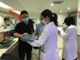 医务部联合监察室开展住院患者核酸检测及新冠肺炎流行病学史调查表填写情况督查