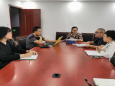重庆大学附属肿瘤医院审计科组织实施CCO大会收支审计工作