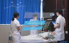 公海彩船全院血糖管理系统亮相智博会