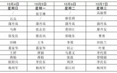 重慶大學附屬腫瘤醫院關于2020年國慶節期間就診安排的通知