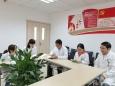 血液肿瘤科党支部组织学习《中国共产党问则条例》