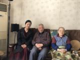 九九重阳节、浓浓敬老情 ——肝胆科党支部慰问退休职工