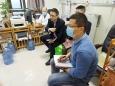 医学工程部与肝胆胰肿瘤科举行工作交流会