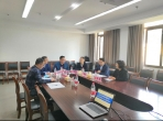 重庆大学附属肿瘤医院组织召开学科研究方向评审