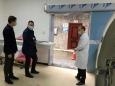 医学工程与遵义市第五人民医院设备科结对共建
