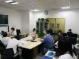 医学工程部和神经肿瘤科举行工作交流会