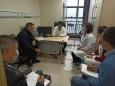 医学工程部和头颈肿瘤中心举行工作交流会