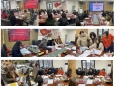 重庆大学附属肿瘤医院药学部迎接卫健委专家组 来院督导检查工作会