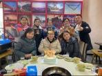 """相亲相爱一家人 ——人事科""""聚贤堂""""小家举行温暖生日会"""