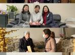 重庆大学附属肿瘤医院开展2021年新春走访慰问老干部活动