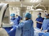 血管与介入科开展经颈静脉肝内门-体静脉分流术(TIPS)