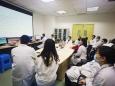 深度融合  共促发展 ——院办公室参加胸部肿瘤中心质控会