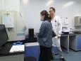 巴南区人民医院医务部周主任来病理科参观交流