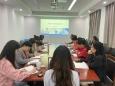 财务科举办第12期经济大讲堂活动