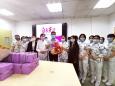 提灯女神  不负青春                          —肝胆胰肿瘤中心庆祝5.12护士节活动