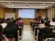 重庆大学附属肿瘤医院感染控制与放射防护科开展志愿者感控知识培训