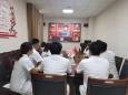 体检中心党支部组织全体人员观看庆祝中国共产党成立100周年大会