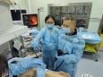 重庆大学附属肿瘤医院胃肠肿瘤中心内镜团队受邀到昆明医科大学第二附属医院安置覆膜支架
