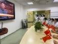 肝胆胰中心党支部观看庆祝中国共产党成立100周年大会