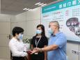 重庆市医疗保障事务中心领导一行莅临重庆大学附属肿瘤医院指导国家医疗保障信息平台上线相关工作