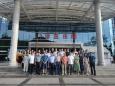 重庆大学附属肿瘤医院肝胆胰肿瘤中心主任李德卫带队赴铜仁市人民医院开展学术交流