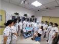 重庆大学附属肿瘤医院泌尿外科开展新冠疫情防控知识培训和技能演练
