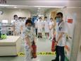重庆大学附属肿瘤医院骨与软组织肿瘤科开展消防应急演练