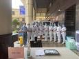 疫情防控  筑牢防线——重庆大学附属肿瘤医院门诊部开展应急演练