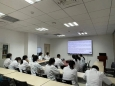 肿瘤内科党支部组织学习《关于推动公立医院高质量发展的意见》