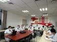 肿瘤内科党支部组织党员学习《中国共产党廉洁自律准则》