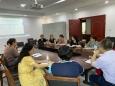 重庆大学附属肿瘤医院召开感控-医务-护理联动第一次工作会议