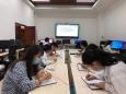 永远跟党走——核医学科党支部开展8月主题党日活动