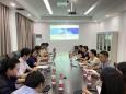 重庆大学附属肿瘤医院财务科召开HRP二期阶段性汇报及协调会