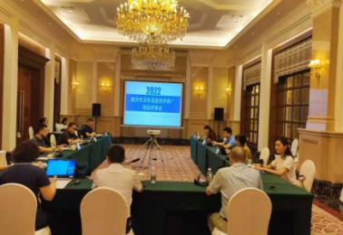 我院专家参加2022年重庆市卫生适宜技术推广项目评审会